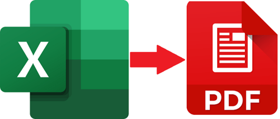 Excel To Pdf Conversions