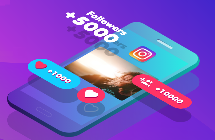 Increase 100% Real Followers and Likes for Instagram with GetInsta